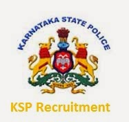 Apply Online For 1035 Constable Vacancies In KSP Recruitment 2014 @ ksp.gov.in Logo