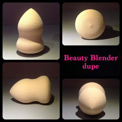 Beauty blender dupe