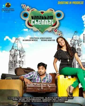 Vanakkam Chennai cinema vimarsanam review