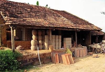 cho thuê xe tai Bac Ninh- Làng Gốm