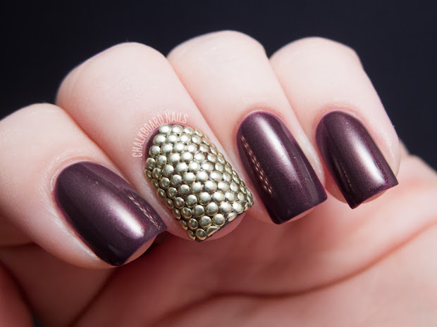 stud armor accent nail chalkboard