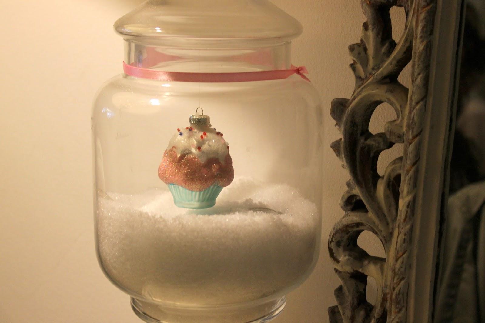 Mini Cupcake Glas