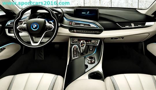 2016 BMW M9 Interior