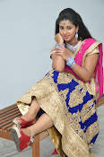Pavani Gorgeous in half saree-thumbnail-13