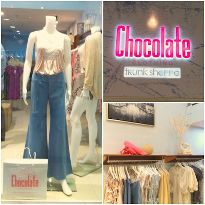chocolate clothing philippines