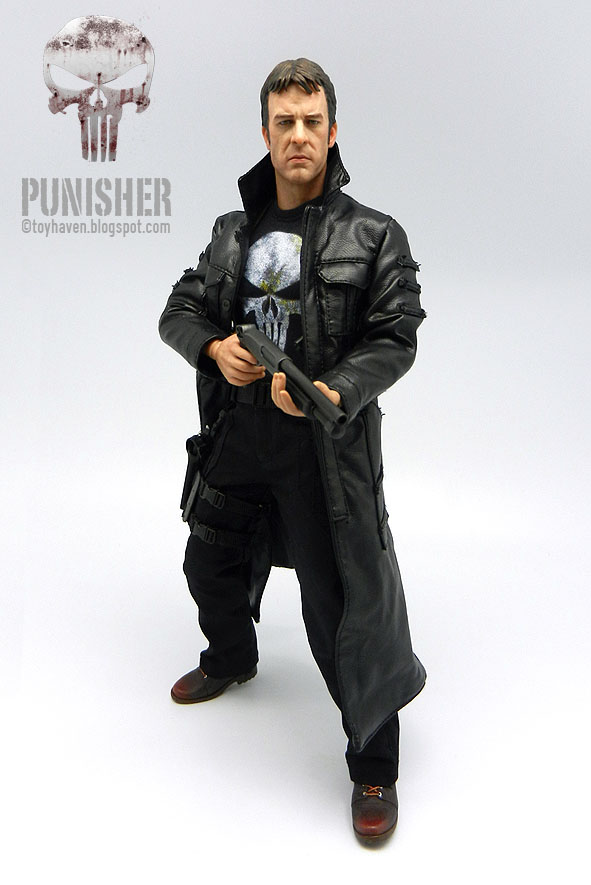 toyhaven: Review II: Art Figures AF-005 1/6 Avenger AKA Thomas Jane 12 ...