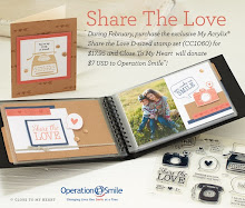 Share the Love in January and benefit a child!