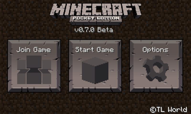 Minecraft pe 0 7 0 apk