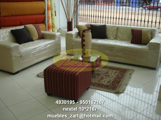 Muebles modernos salas lineales for Modelos de muebles de sala modernos