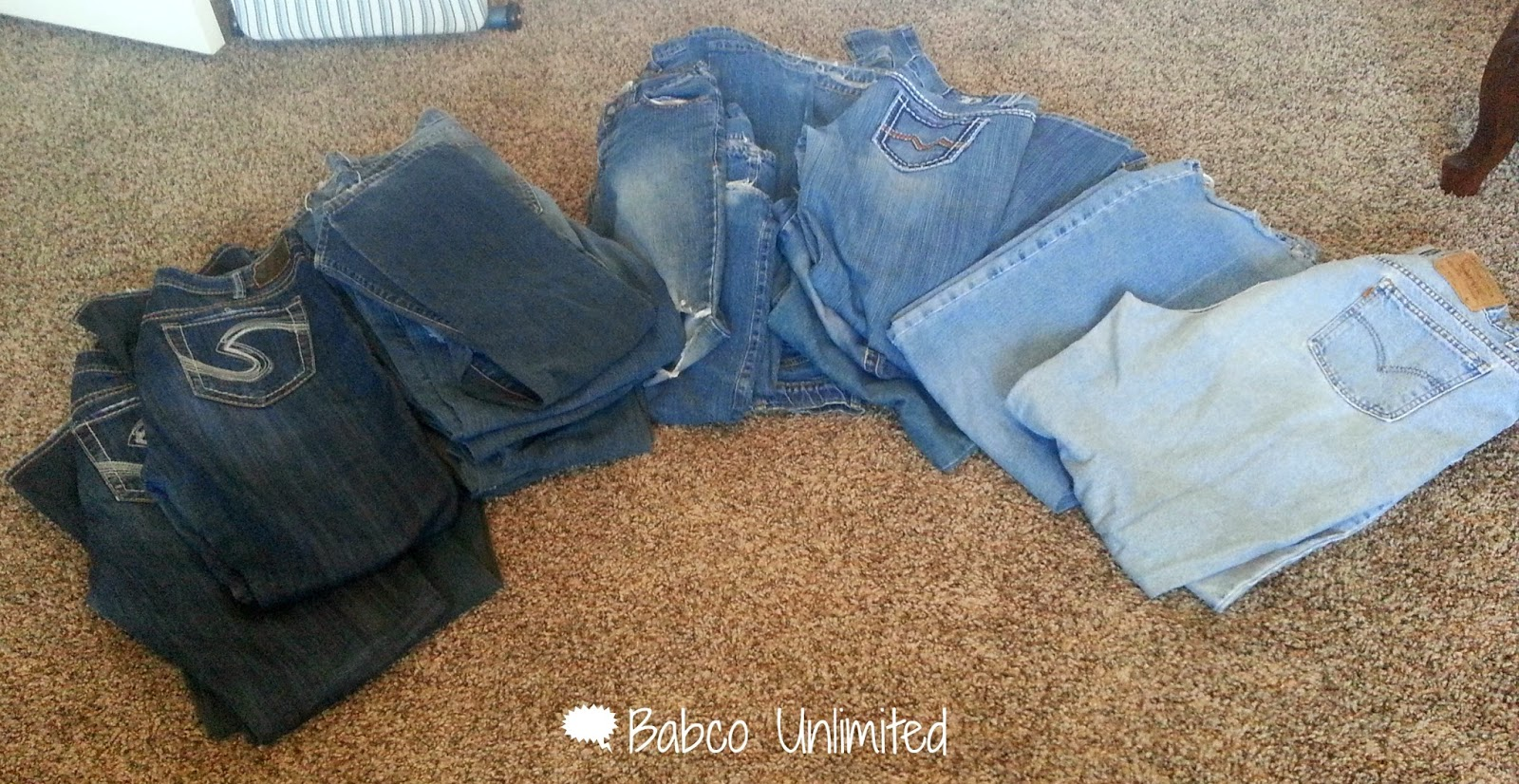 BabcoUnlimited.blogspot.com -- Denim Project