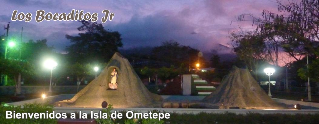 Los Bocaditos Jr - Isla de Ometepe