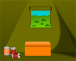 Solucion Camping Tent Escape