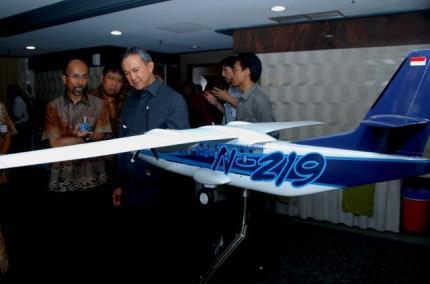 pesawat N-219 dirgantara Indonesia