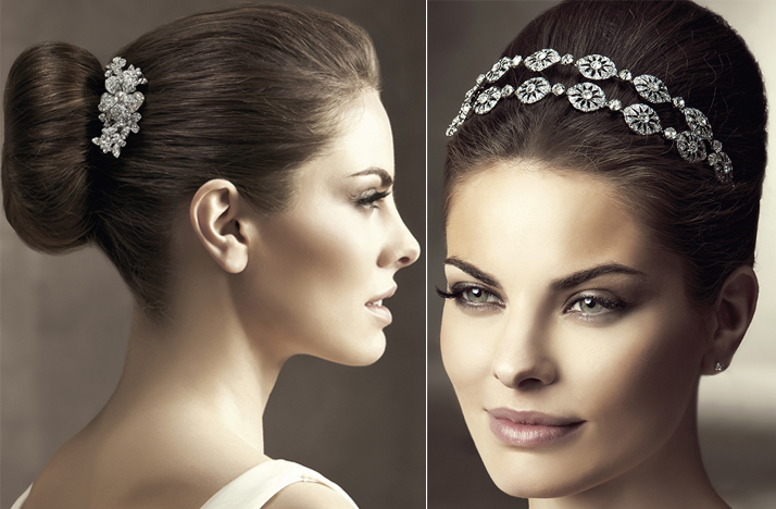 Beautiful Bridal Hair Accessories Hairstyles And Fashion