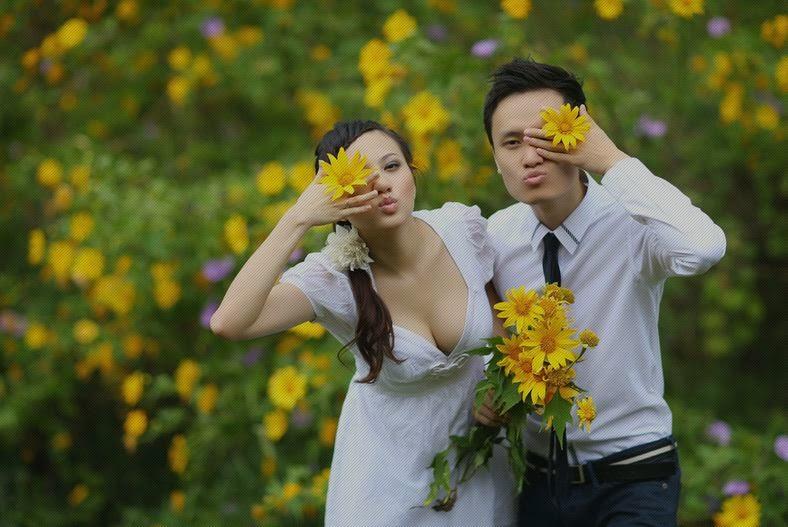 Địa chỉ chụp ảnh cưới ở tại Đà Lạt mới và đẹp nhất