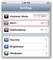 How to Connect your iPhone to the Internet
