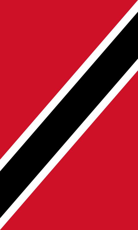 bandera de Trinidad y Tobago para imprimir