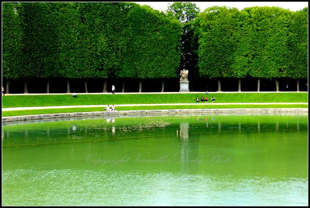 Bassin de Neptune Château de Versailles