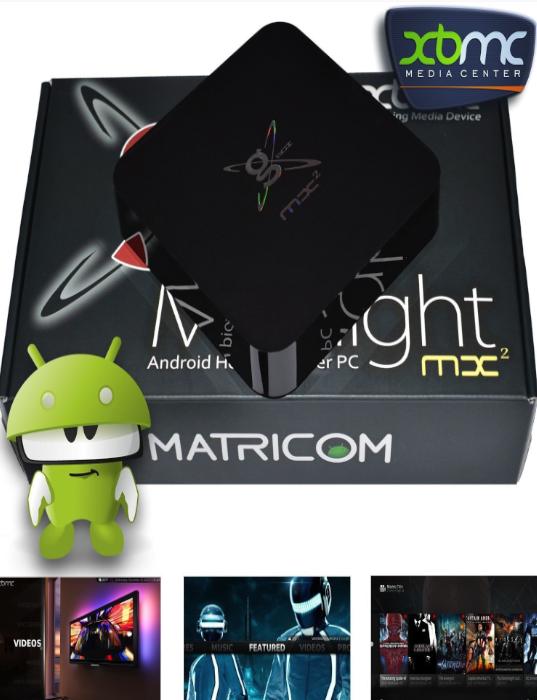 streamers mx2 midnight box learn streamin xbmc popular machine