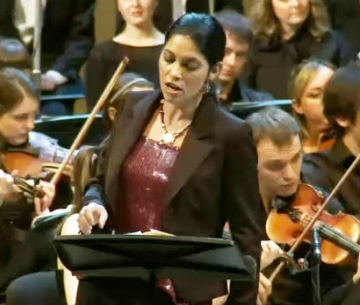 Vivica in Moscow as Ruggiero in Georg Friedrich Händel's ALCINA