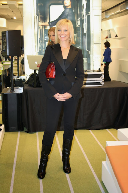 Harper's BAZAAR Executive Fashion & Beauty Editor Avril Graham