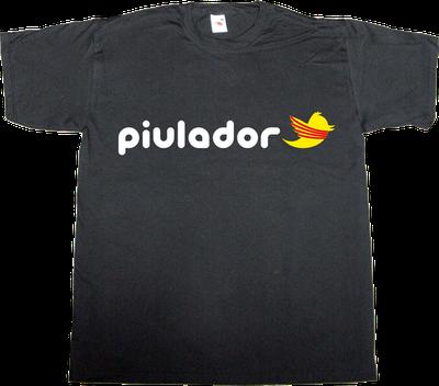 twitter social network catalan catalonia t-shirt ephemeral-t-shirts