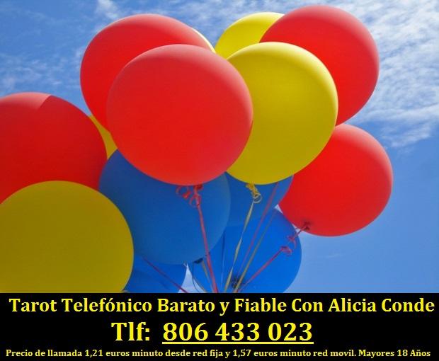 Tarot Telefónico Barato y Fiable Con Alicia Conde