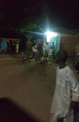 borno villagers fleeing boko haram