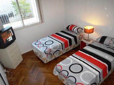 codigo=R-622 Recoleta.Bulnes y Mansilla 1 dormitorio (2 ambientes)