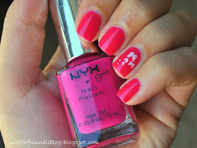 Nyx - Paradise Nude: Swatches & Review