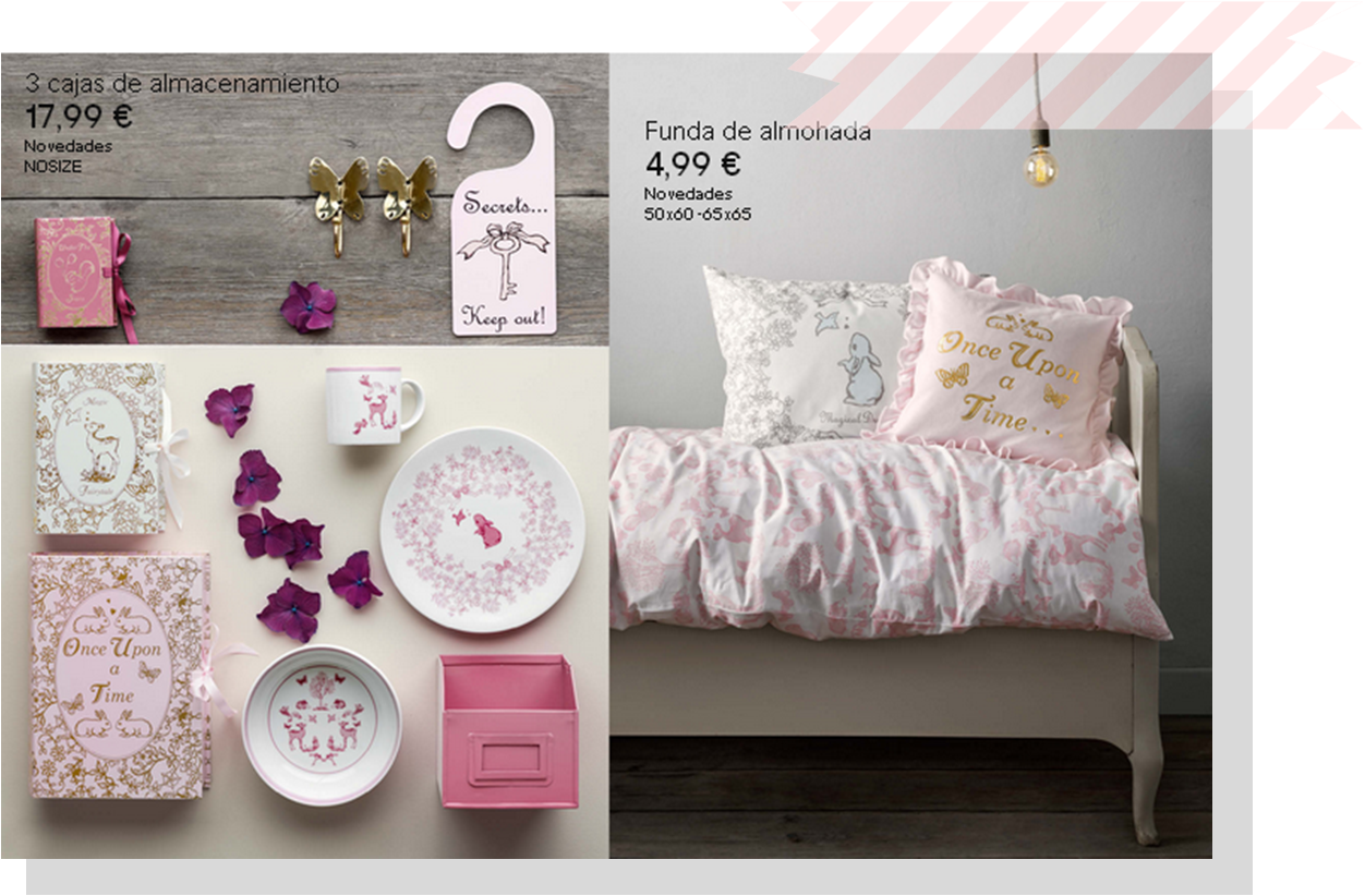 H&M decoración Home 2