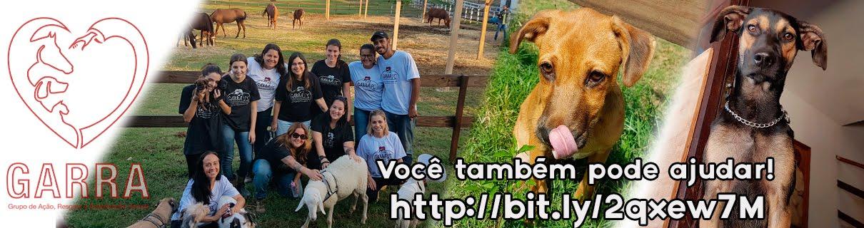 G.A.R.R.A. - Grupo de Ação, Resgate e Reabilitação Animal