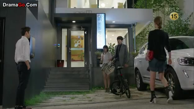Sinopsis Discovery of Love episode 8 - part 1