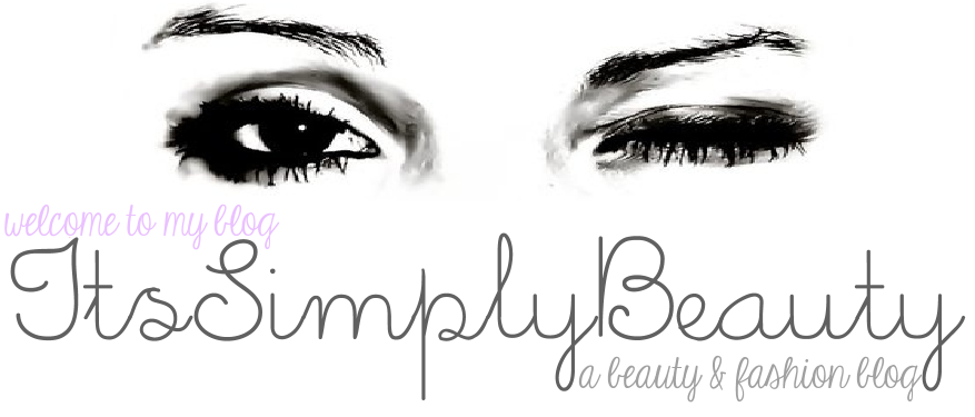 ITSSIMPLYBEAUTY // A Beauty + Fashion Blog
