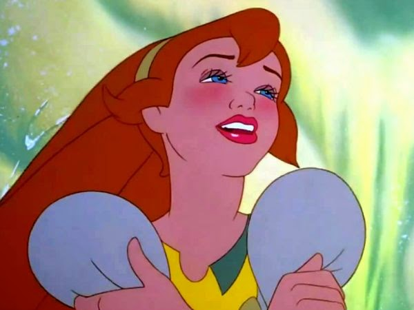 Watch: Thumbelina Let Me Be Your Wings