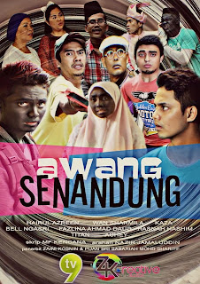 Awang Senandung, tv9