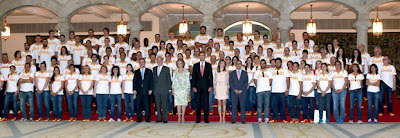Depotistas españoles en los Juegos de Londres 2012