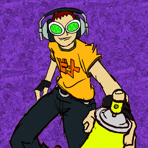 Jet Set Radio Apk + Data