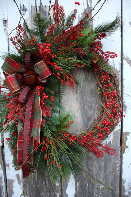 Sweet Something Designs New Christmas Wreaths