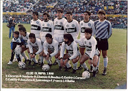 Club Olimpia - Paraguay 1990