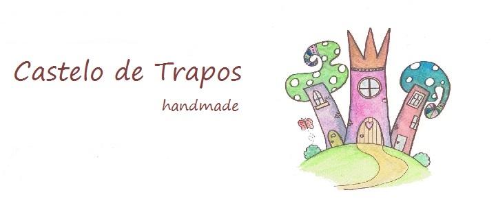 Castelo de Trapos handmade by Patrícia Cipriano