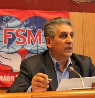 Visitará Cuba Secretario General de la Federación Sindical Mundial