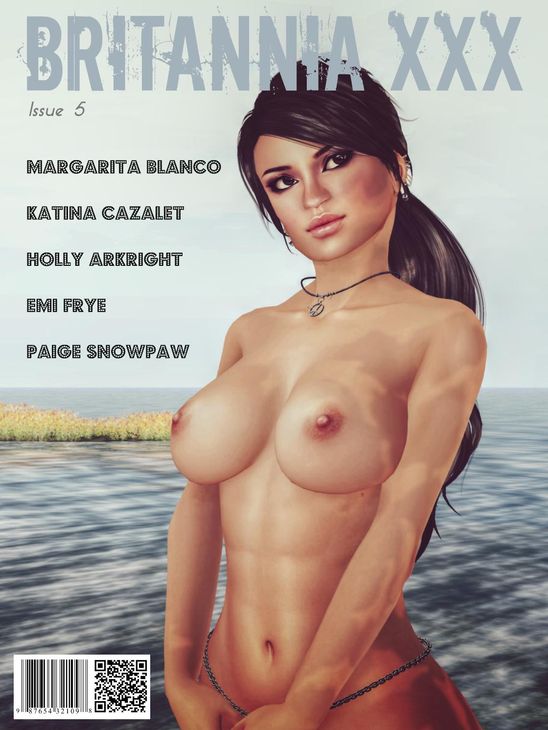 Xxx magazine online, good boob shots