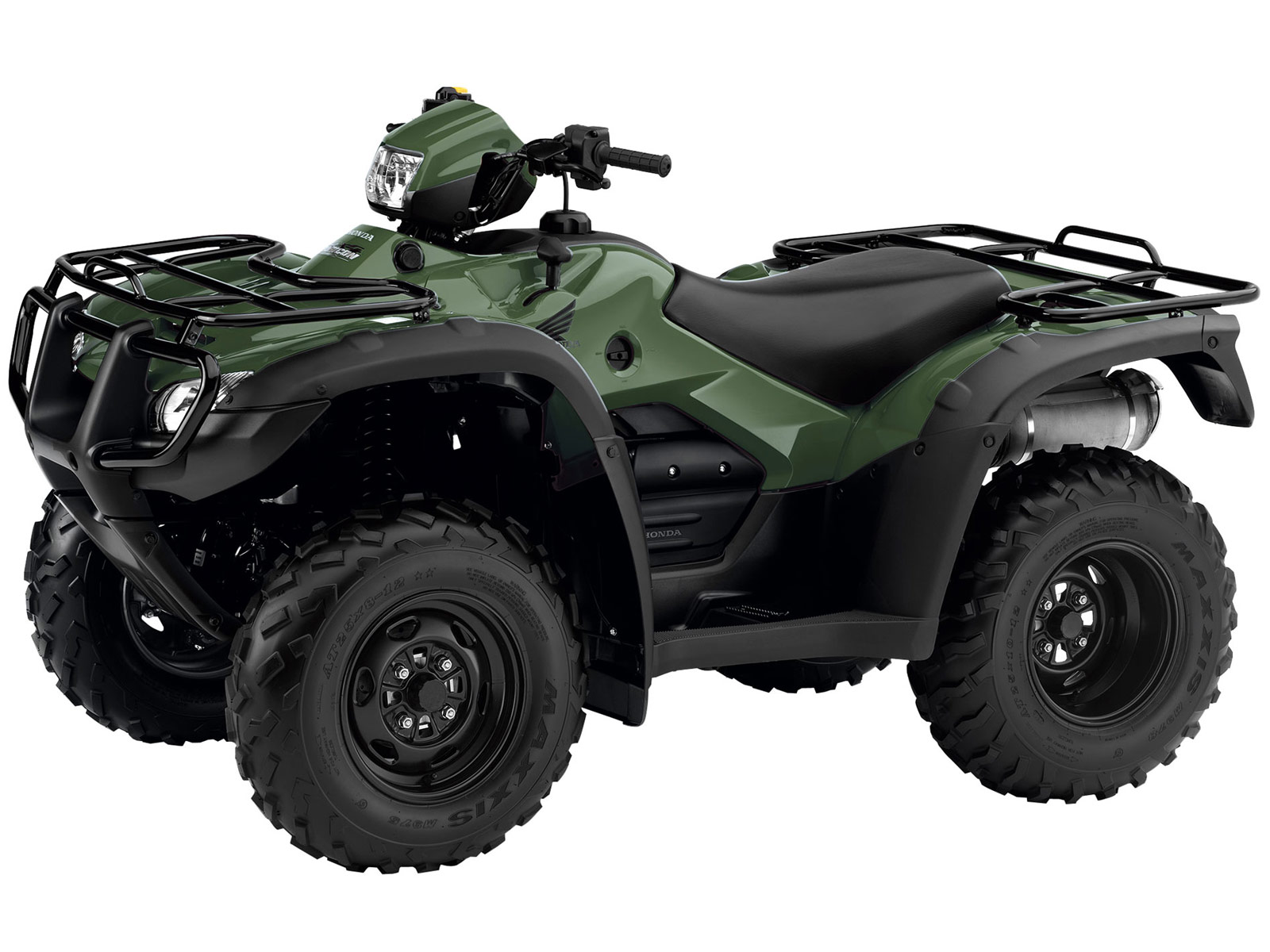 2013 honda fourtrax foreman rubicon trx500fa atv pictures. Black Bedroom Furniture Sets. Home Design Ideas