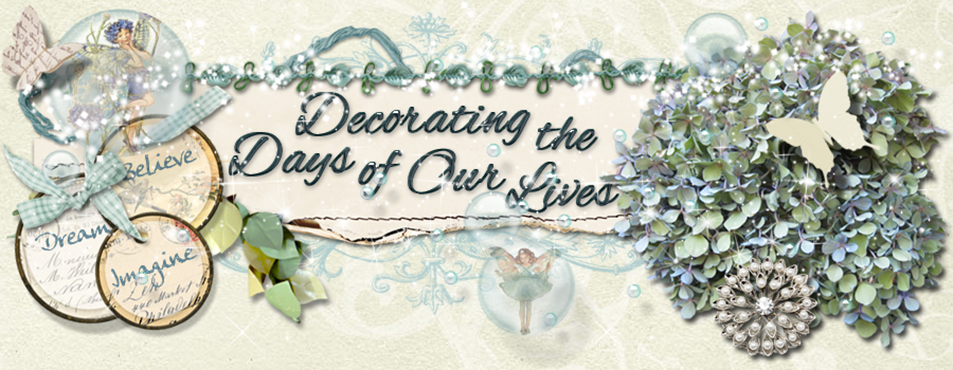 Decorating the Days of Our Lives