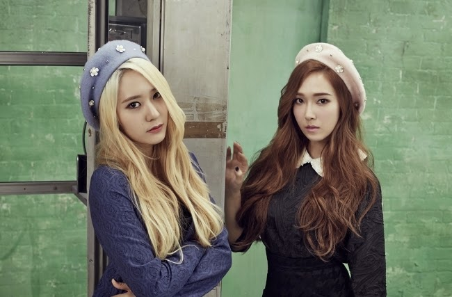 More of the lovely Jung Sisters, Jessica and Krystal for ...
