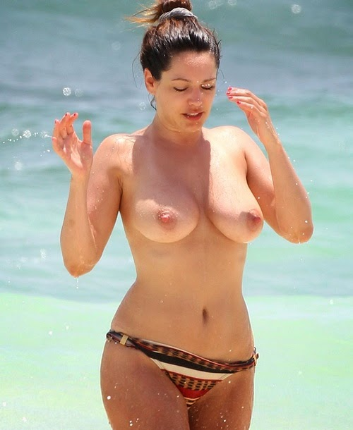Kelly brook topless mexico consider, that