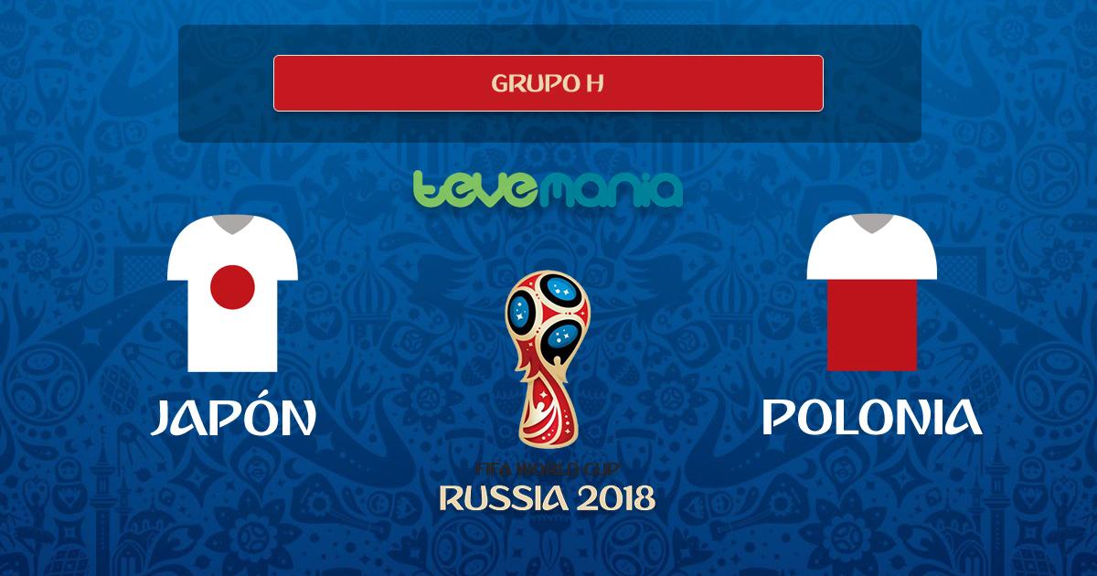 Japón perdió 1 a 0 contra Polonia y clasifica a octavos de final