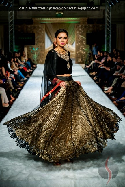 Faika Karim Bridal at PFW London 2015