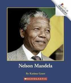 bookcover of NELSON MANDELA  by Karima Grant